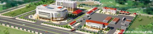 Nghệ An: Dự án bến xe Vinh đầu tư hàng trăm tỷ trở thành bãi đất hoang - Ảnh 1