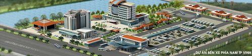 Nghệ An: Dự án bến xe Vinh đầu tư hàng trăm tỷ trở thành bãi đất hoang - Ảnh 2