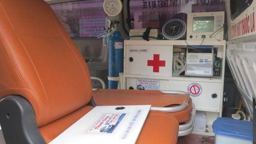 Tài xế xe cứu thương phản bác thông tin từ viện Nhi TƯ - Ảnh 4