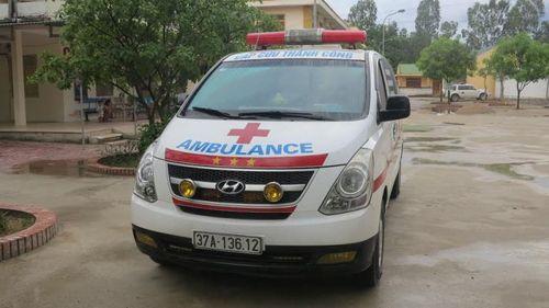 Tài xế xe cứu thương phản bác thông tin từ viện Nhi TƯ - Ảnh 2