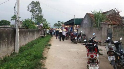 Khởi tố vụ em chồng dùng dao giết hại chị dâu ở Nghệ An - Ảnh 1