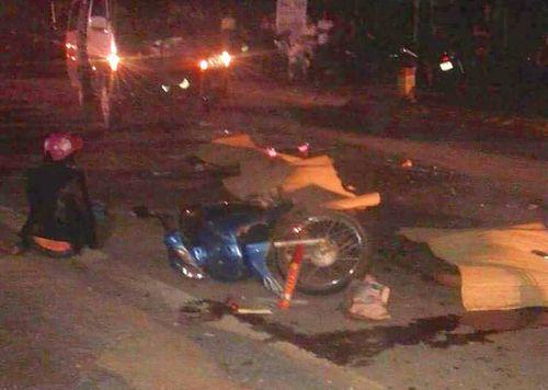 Tai nạn thảm khốc, 3 thanh niên tử vong tại chỗ - Ảnh 2