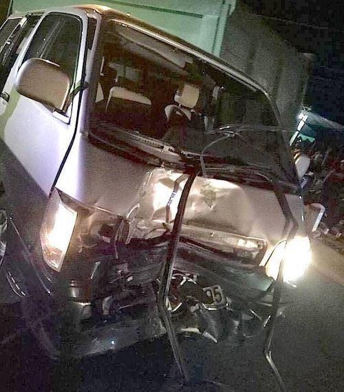 Tai nạn thảm khốc, 3 thanh niên tử vong tại chỗ - Ảnh 1