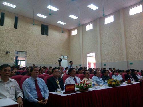 Hội thảo khoa học về thân thế, sự nghiệp Hoàng Giáp Đinh Nho Hoàn - Ảnh 2