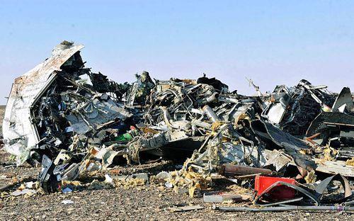 Ai Cập mở rộng phạm vi tìm kiếm thi thể nạn nhân máy bay Nga  - Ảnh 1