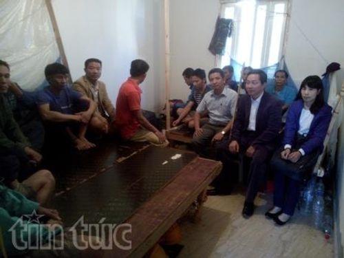 Không có chuyện lao động Việt tại Algeria được bồi thường 1.700 USD  - Ảnh 1