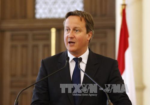 Thủ tướng Anh công bố kiến nghị 4 điểm cải cách EU  - Ảnh 1