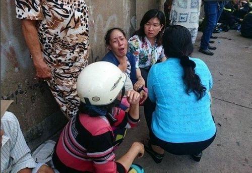 TP HCM: Cháy kho hàng trên đường Bến Bình Đông, 1 phụ nữ tử vong - Ảnh 3