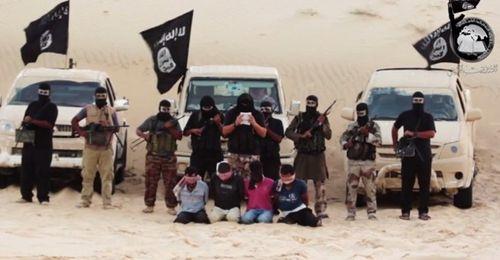 Ai Cập tiêu diệt thủ lĩnh tuyên bố IS bắn rơi máy Nga - Ảnh 1