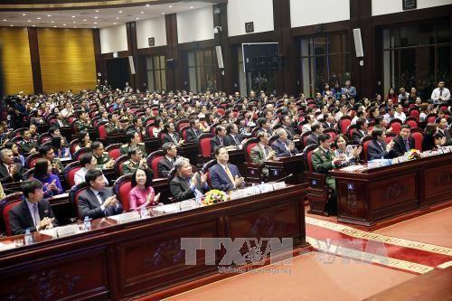 Thủ tướng dự Lễ hưởng ứng Ngày Pháp luật Việt Nam 2015  - Ảnh 2