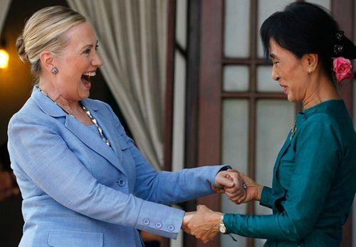 Myanmar: Bà Aung San Suu Kyi đắc cử Hạ nghị sĩ  - Ảnh 3