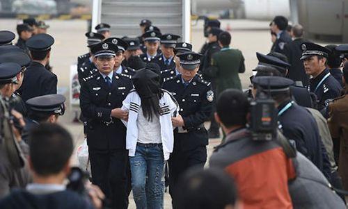 Hơn 250 nghi phạm Trung Quốc bị Campuchia và Indonesia trục xuất vì lừa đảo - Ảnh 2