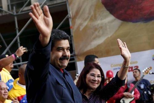 Mỹ bắt 2 cháu trai vợ Tổng thống Venezuela vì buôn 800kg ma túy - Ảnh 1