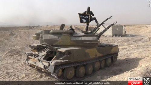"""IS tung video đe dọa """"sẽ sớm"""" tấn công Nga  - Ảnh 1"""