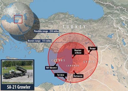Nga triển khai tên lửa có thể hạ mọi loại máy bay tại Syria - Ảnh 2