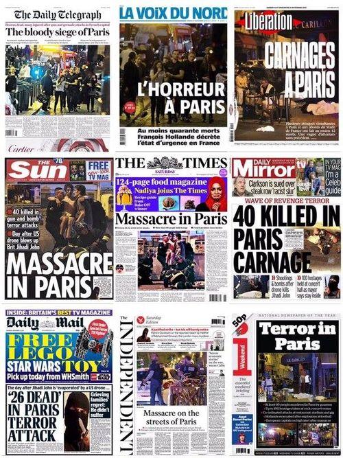 Lãnh đạo thế giới phẫn nộ, lên án vụ khủng bố ở Pháp - Ảnh 3