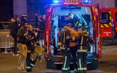 Nhân chứng vụ khủng bố ở Pháp kể phút kinh hoàng  - Ảnh 2