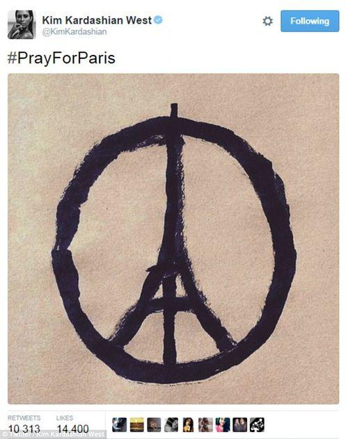 Vụ khủng bố ở Paris: Cả thế giới cầu nguyện cho nước Pháp - Ảnh 6