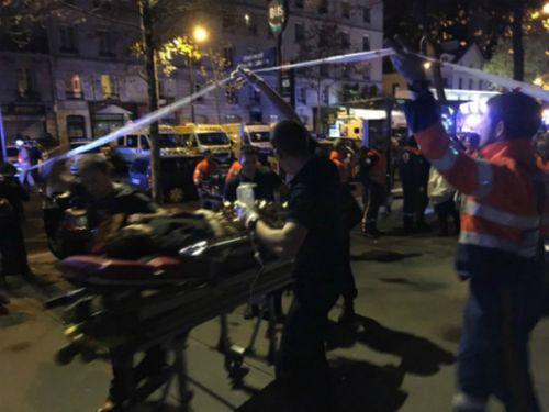 Nhân chứng vụ khủng bố ở Pháp kể phút kinh hoàng  - Ảnh 1
