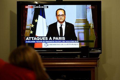 Lãnh đạo thế giới phẫn nộ, lên án vụ khủng bố ở Pháp - Ảnh 1