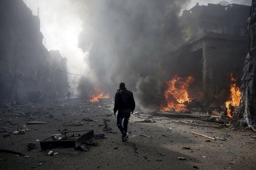 """Gạt bỏ bất đồng, Mỹ - Nga tìm cách """"xóa sổ"""" IS - Ảnh 1"""