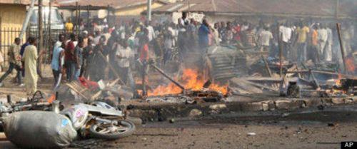 Đánh bom tại chợ hoa quả Nigeria, 112 người thương vong - Ảnh 3