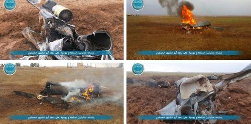 Al-Qaeda tuyên bố bắn rơi 2 máy bay Nga tại Syria - Ảnh 1