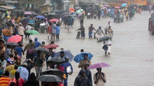 Mưa lớn tại Ấn Độ khiến 70 người thiệt mạng - Ảnh 2