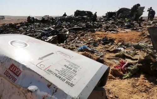 Vụ máy bay Nga rơi: Hai nhân viên sân bay Ai Cập bị bắt - Ảnh 1