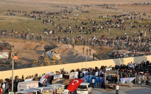 Chiến binh IS bị tiêu diệt tại biên giới Syria – Thổ Nhĩ Kỳ - Ảnh 1