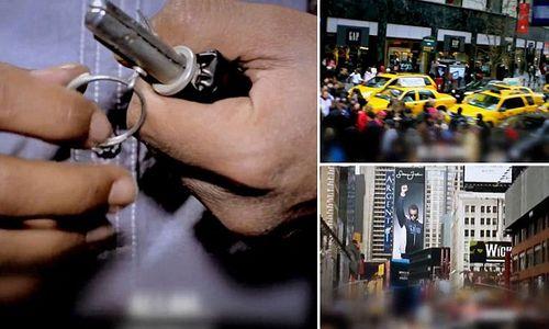 IS tung video đe dọa tấn công New York - Ảnh 1