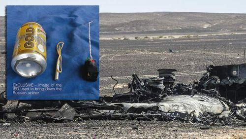 Vụ máy bay Nga rơi: Bom có thể được đặt dưới ghế hành khách sát cửa sổ - Ảnh 1