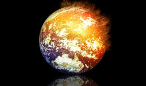 Nhiệt độ toàn cầu tăng lên mức báo động 2 - Ảnh 1