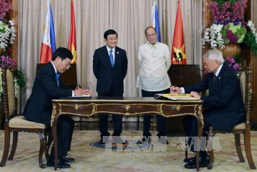 Thiết lập quan hệ đối tác chiến lược Việt Nam - Philippines  - Ảnh 2