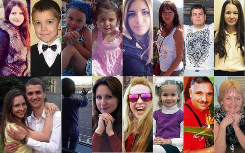 Bi kịch vụ máy bay Nga rơi: Bé gái 10 tháng tuổi là nạn nhân nhỏ nhất - Ảnh 4