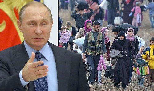 800.000 người trở về Syria từ khi Nga không kích IS - Ảnh 1