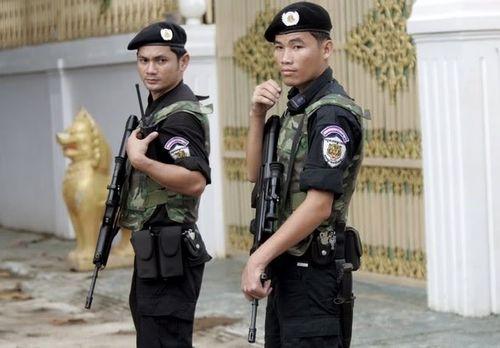 Cảnh sát Campuchia bắt giữ 167 người Trung Quốc tại tỉnh Sihanouk - Ảnh 1
