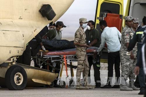 Thi thể 144 nạn nhân máy bay Nga được đưa về nước  - Ảnh 1