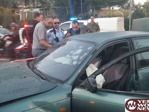 Tấn công bất ngờ tại Israel – Bờ Tây, ít nhất 5 người thiệt mạng - Ảnh 1