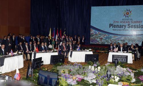 ASEAN mang lại lợi ích thiết thực to lớn cho người dân  - Ảnh 1