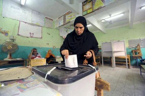 Ai Cập triển khai 160.000 binh sỹ bảo vệ an ninh bầu cử Quốc hội - Ảnh 1