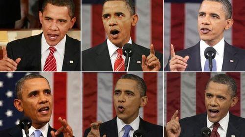 Thú nhận hài hước về mái tóc của Tổng thống Obama - Ảnh 1