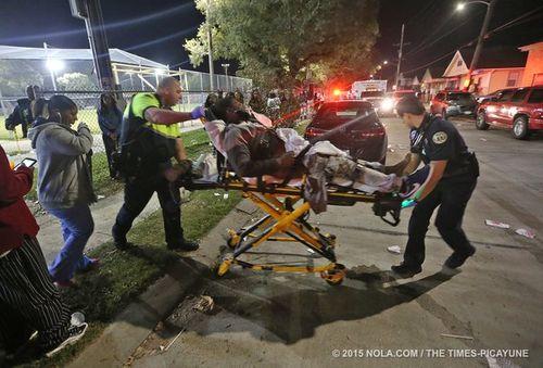 Xả súng tại khu vui chơi ở Mỹ, ít nhất 16 người nhập viện - Ảnh 2