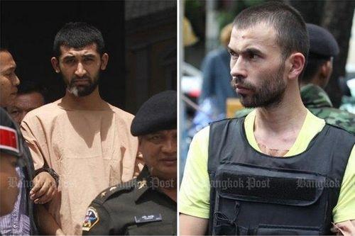 Tòa án quân sự Thái Lan xét xử 2 nghi can đánh bom Bangkok - Ảnh 2