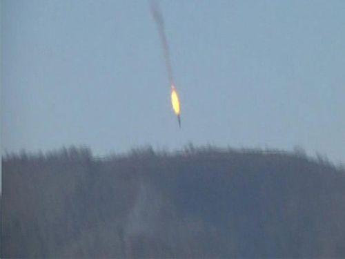 Thổ Nhĩ Kỳ bắn hạ máy bay chiến đấu của Nga  - Ảnh 3