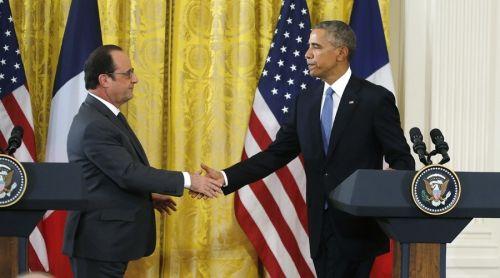 Máy bay Nga bị Thổ Nhĩ Kỳ bắn rơi: Tổng thống Mỹ và Pháp nói gì? - Ảnh 1