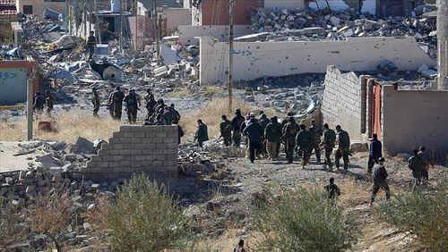 12 sinh viên Iraq bị hành quyết vì chỉ trích IS trên mạng xã hội - Ảnh 1