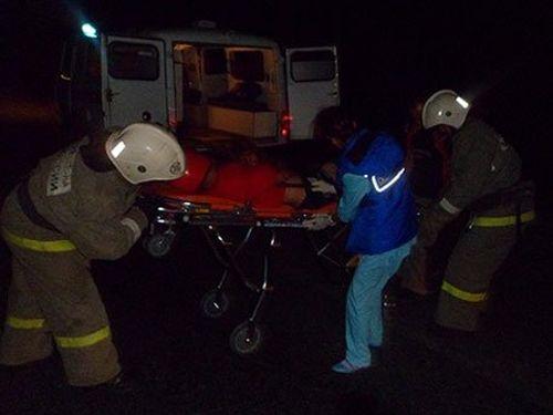 Nga: Ít nhất 23 người thương vong do xe buýt lật - Ảnh 2