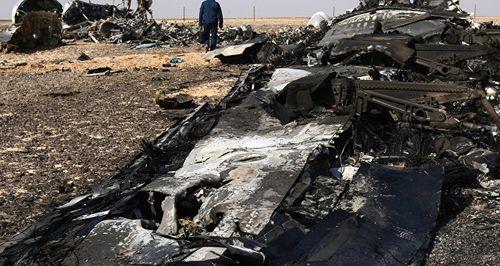 Tình báo Mỹ: Khả năng có bom trên máy bay Nga bị rơi - Ảnh 2