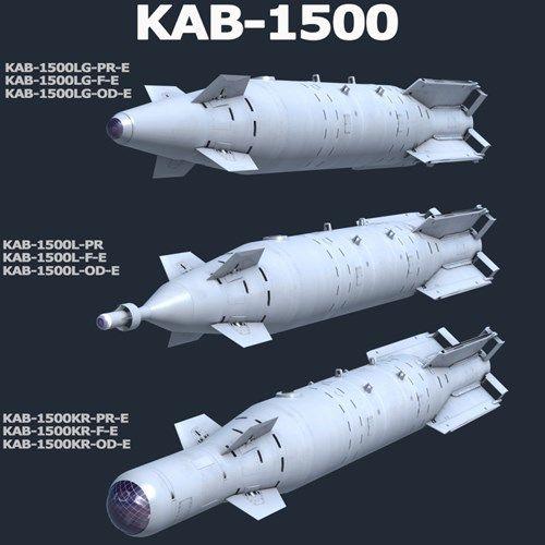 Sức hủy diệt của siêu bom KAB-1500 Nga sử dụng để không kích IS - Ảnh 3